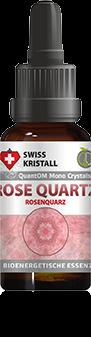 Кристаллическая эссенция Розовый кварц